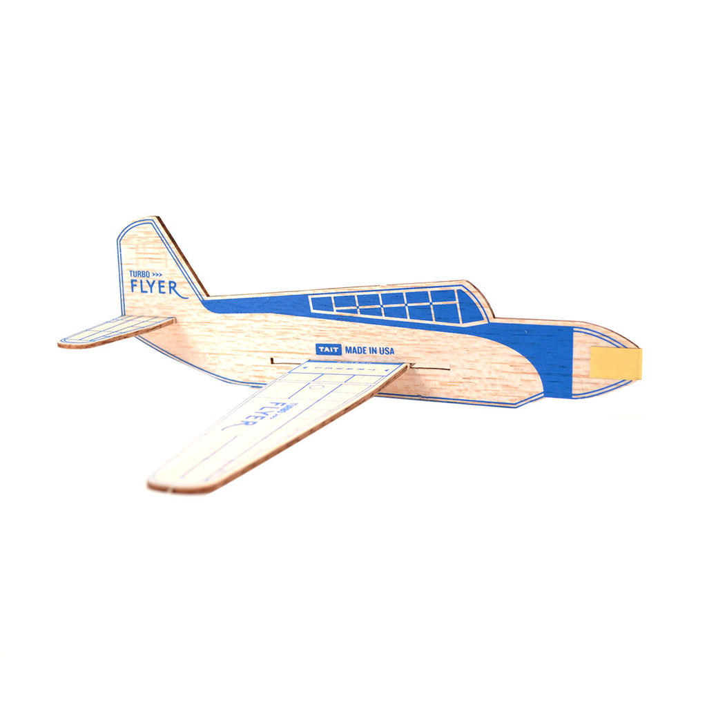 TURBO FLYER CLASSIC KIT - BLUE