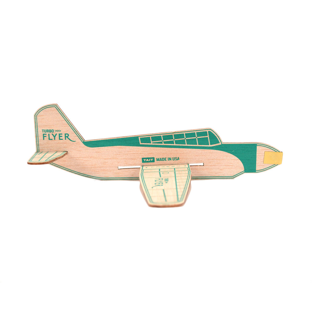 TURBO FLYER CLASSIC KIT - GREEN