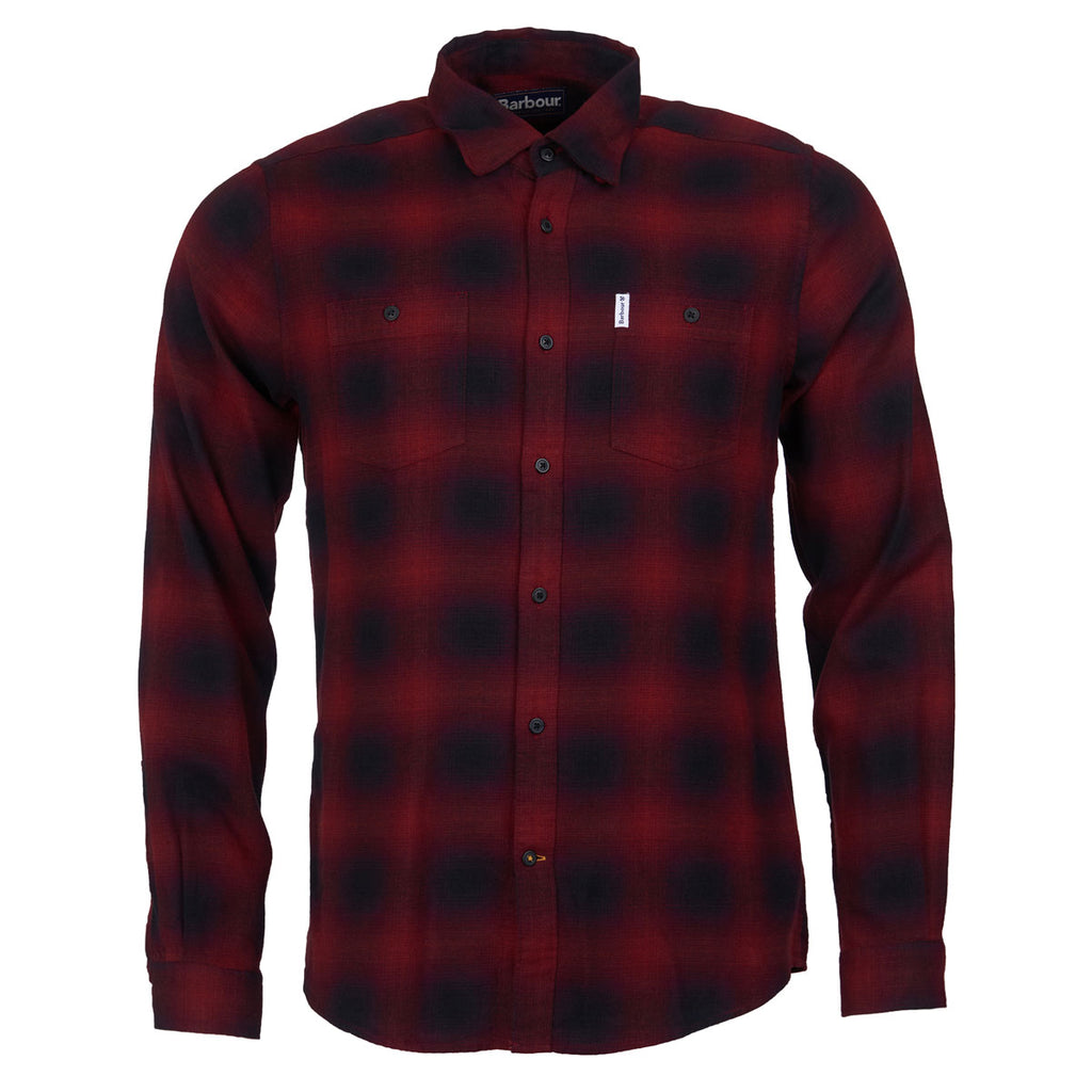 HURST SHIRT - CHILI RED