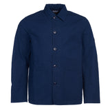 BARBOUR INTERNATIONAL UTILITY OVERSHIRT - NAVY