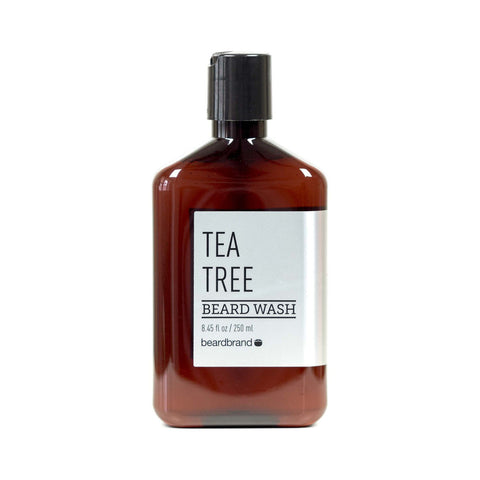 BEARDBRAND BEARD WASH - TEA TREE