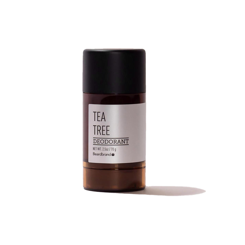BEARDBRAND DEODORANT - TEA TREE