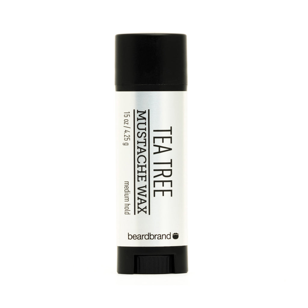 BEARDBRAND MUSTACHE WAX - TEA TREE