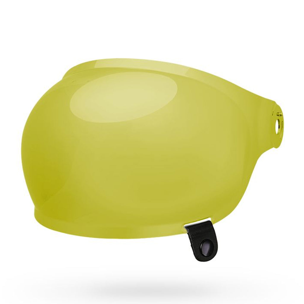 BULLITT BUBBLE SHIELD - YELLOW/BROWN TAB