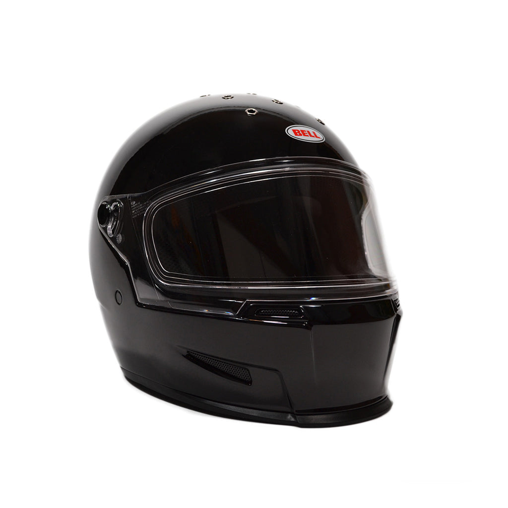 ELIMINATOR HELMET - GLOSS BLACK