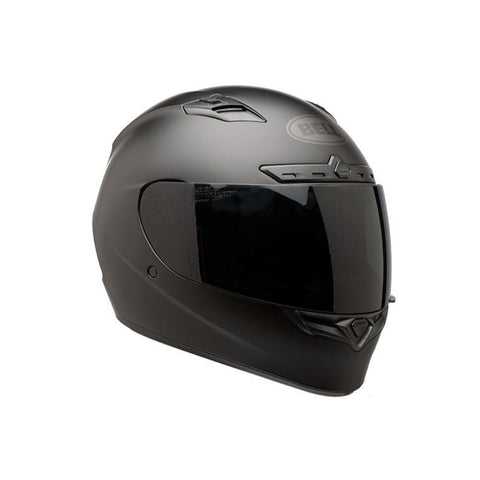 QUALIFIER DLX BLACKOUT HELMET - MATTE BLACK