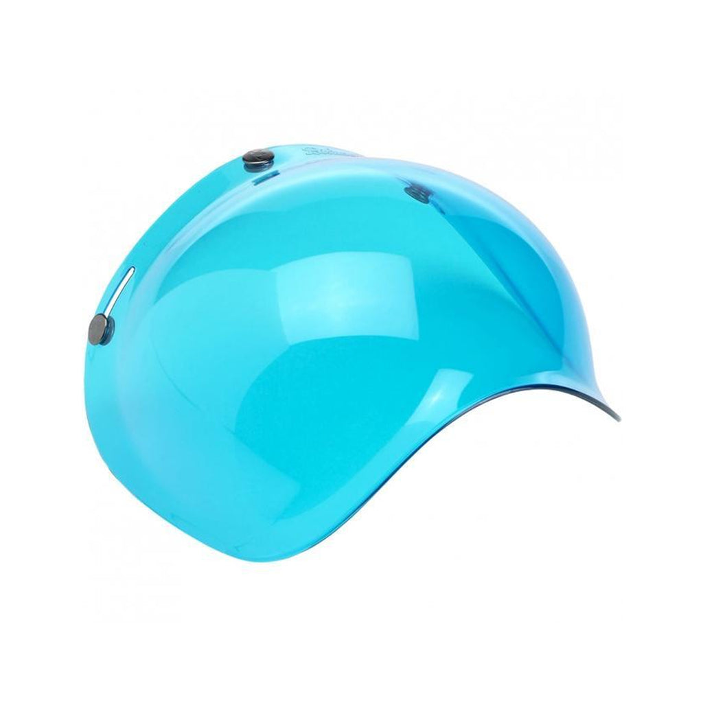 BUBBLE SHIELD ANTI-FOG - BLUE