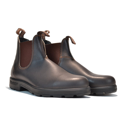 500 CHELSEA BOOTS - STOUT BROWN