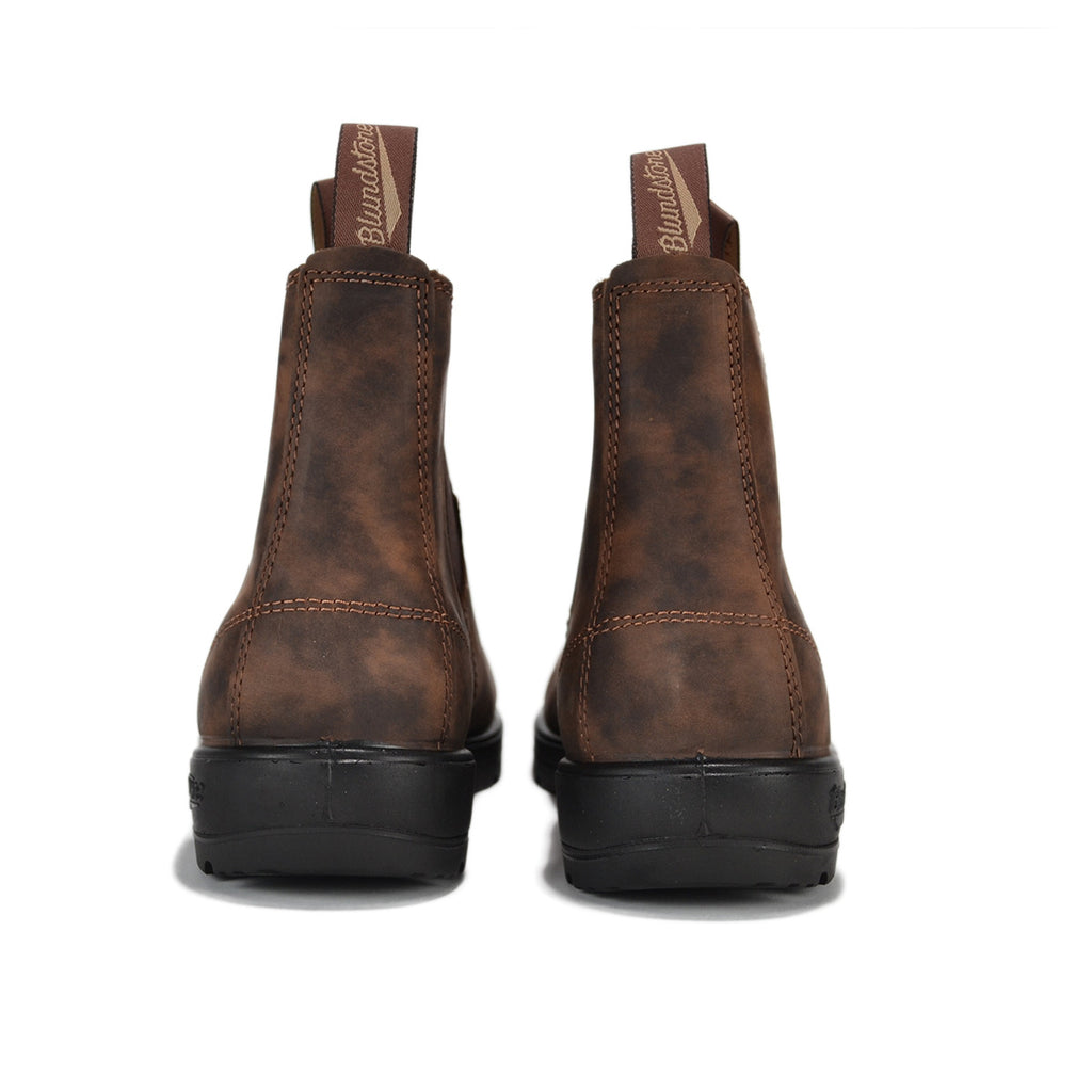 550 CHELSEA BOOTS STYLE 585 - RUSTIC BROWN
