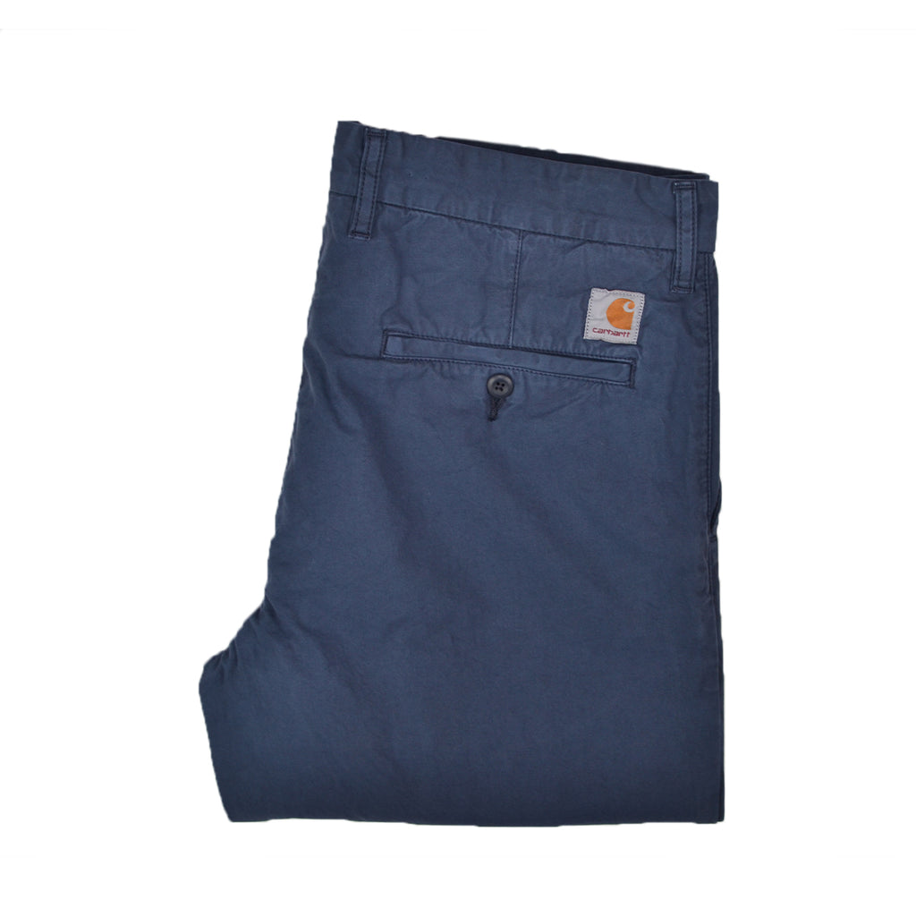 JOHNSON TWILL PANT - BLUE
