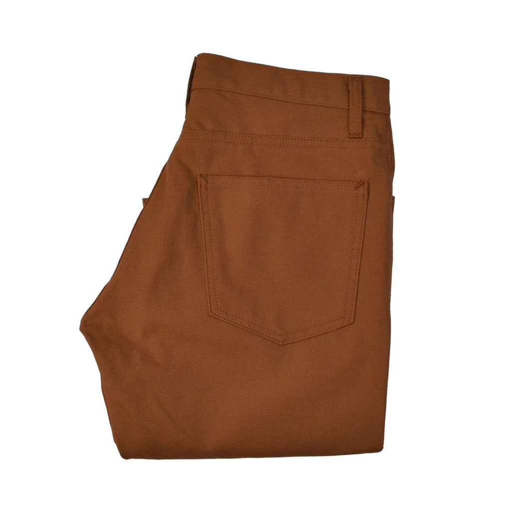 DUCK PANTS - BROWN