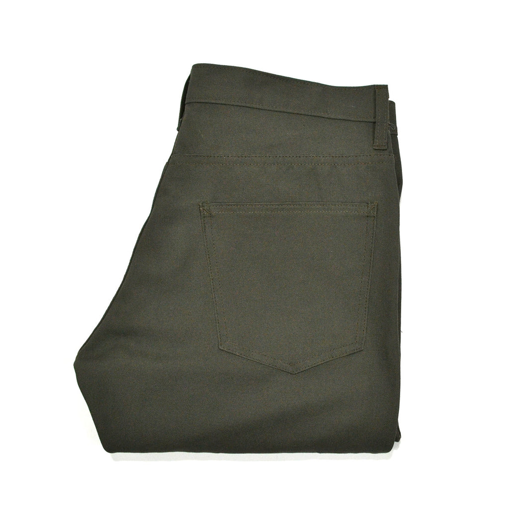 DICKIES 1922 X RESERVE SUPPLY COMPANY DUCK - OLIVE DUCK