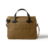 24-HOUR TIN CLOTH BRIEFCASE - TAN