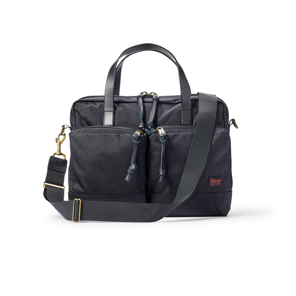 DRYDEN BRIEFCASE - DARK NAVY