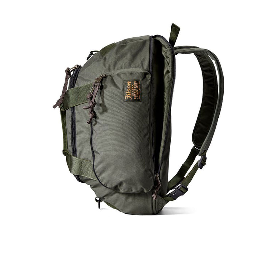 DUFFLE PACK - OTTER GREEN