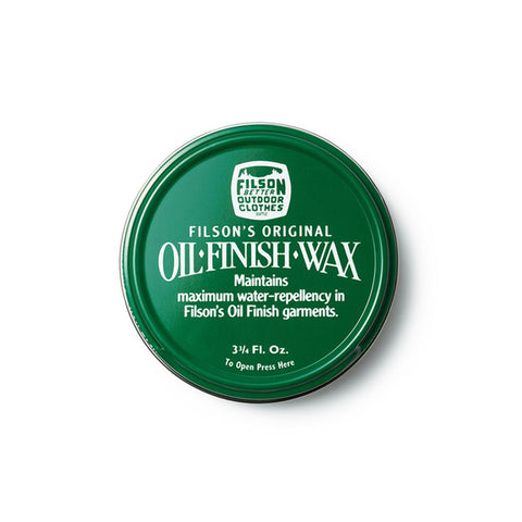 OIL FINISH FABRIC WAX