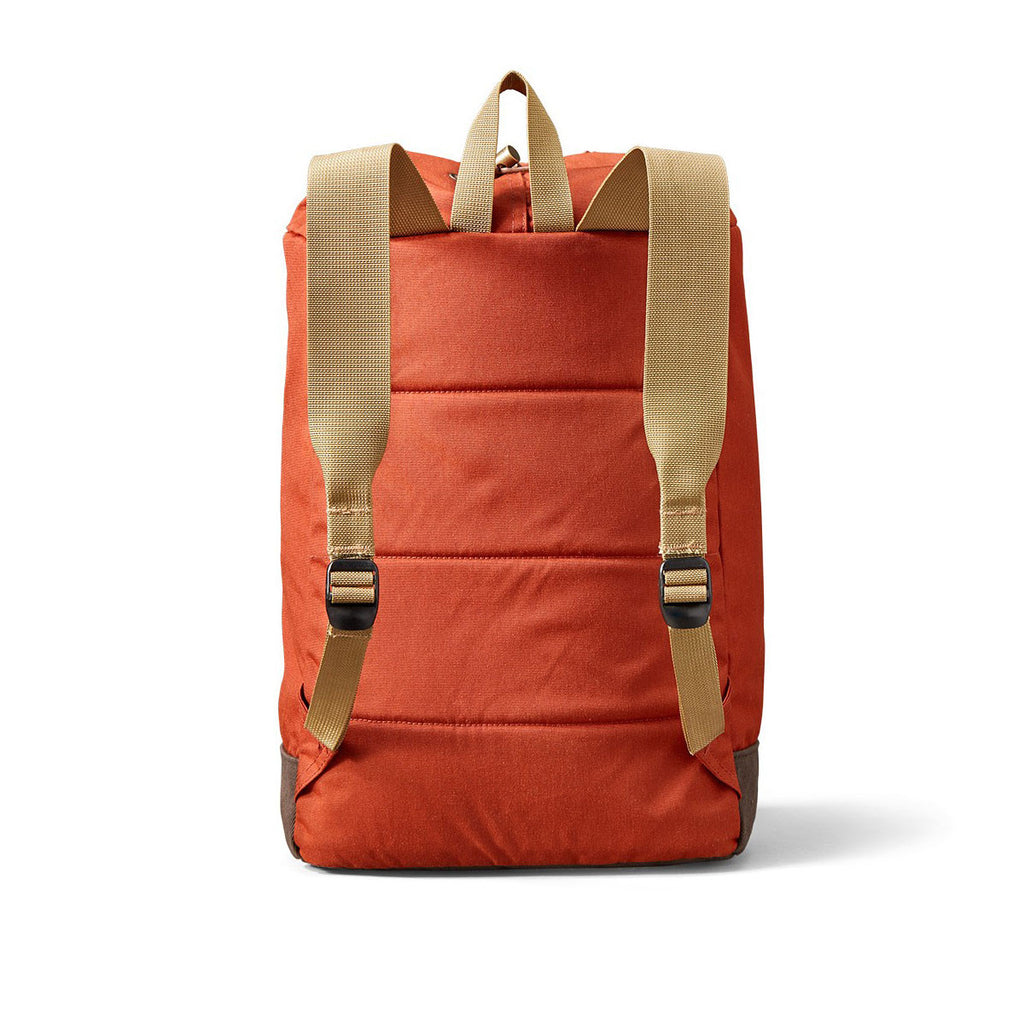 FILSON DAY PACK - RUST RED