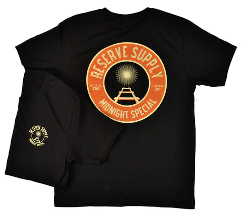MIDNIGHT SPECIAL TEE BLACK