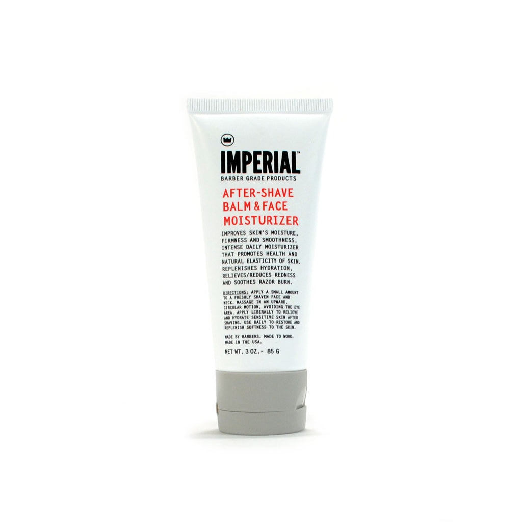 IMPERIAL AFTER SHAVE FACE BALM & MOISTURIZER