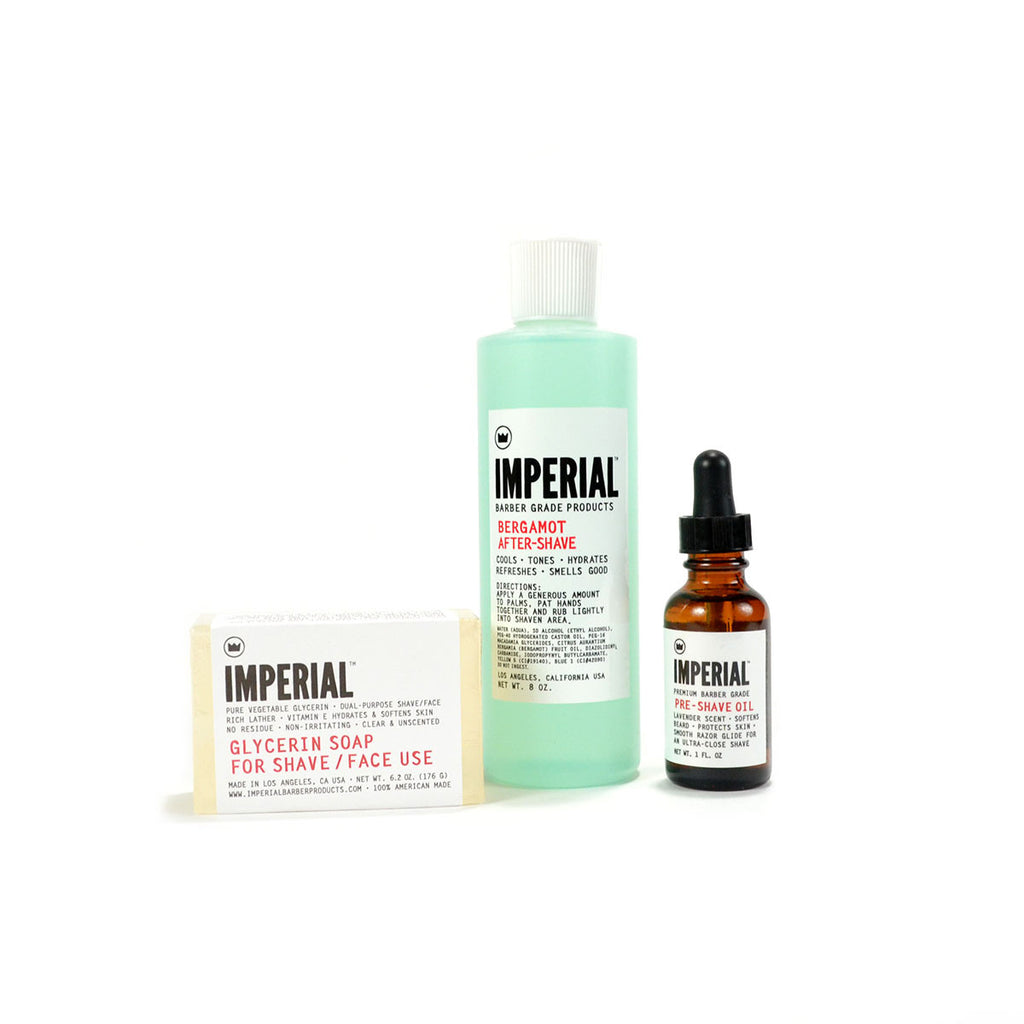 IMPERIAL SHAVE BUNDLE