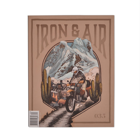 IRON & AIR MAGAZINE ISSUE 35