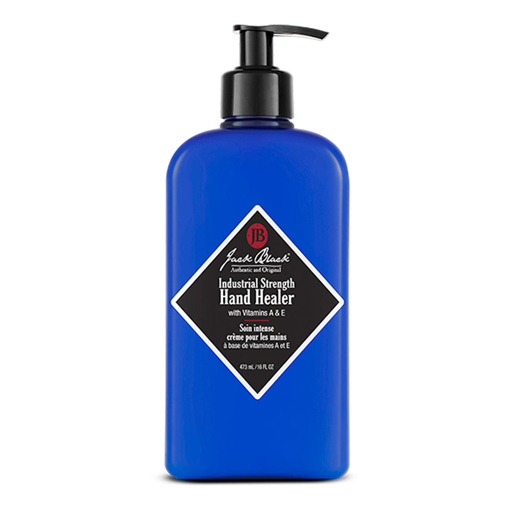 JACK BLACK INDUSTRIAL STRENGTH HAND HEALER - 16 OZ BOTTLE