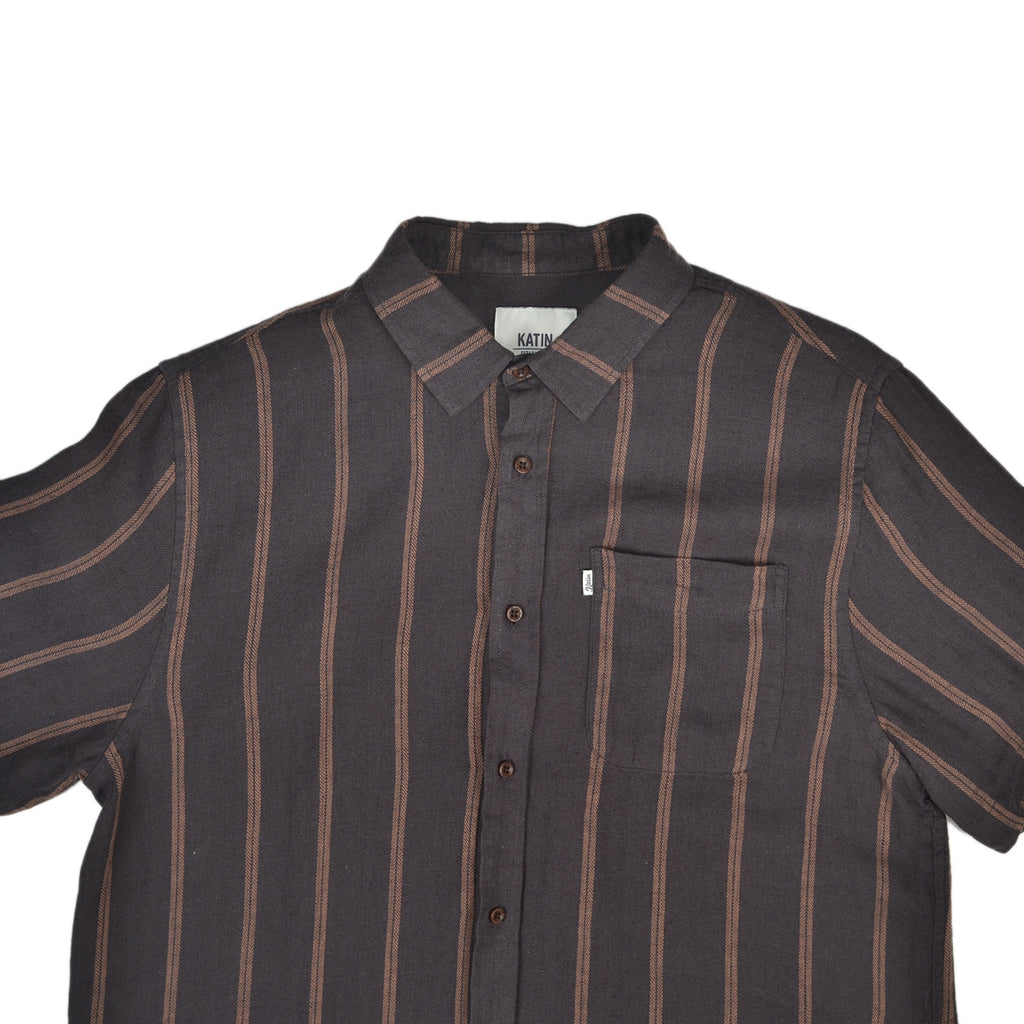 ALAN SHIRT - BLACK WASH