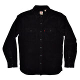 JACKSON WORKER OVERSHIRT - JET BLACK