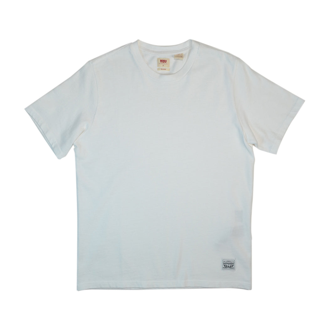 Levi's Relaxed Utility Tee - White