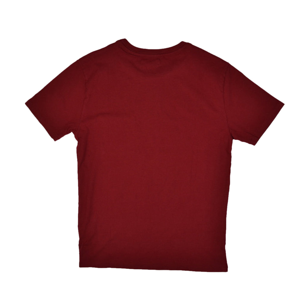POCKET TEE - POMEGRANATE
