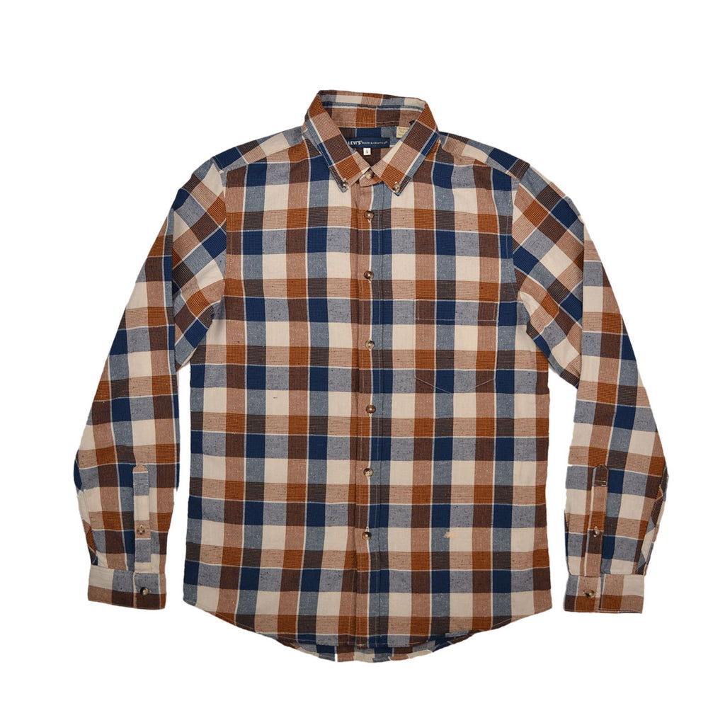 STANDARD SHIRT - LEON PLAID