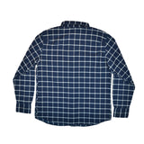 PLAID WESTERN SHIRT - TWISTER MULTI PLAID - MULTI-COLOR