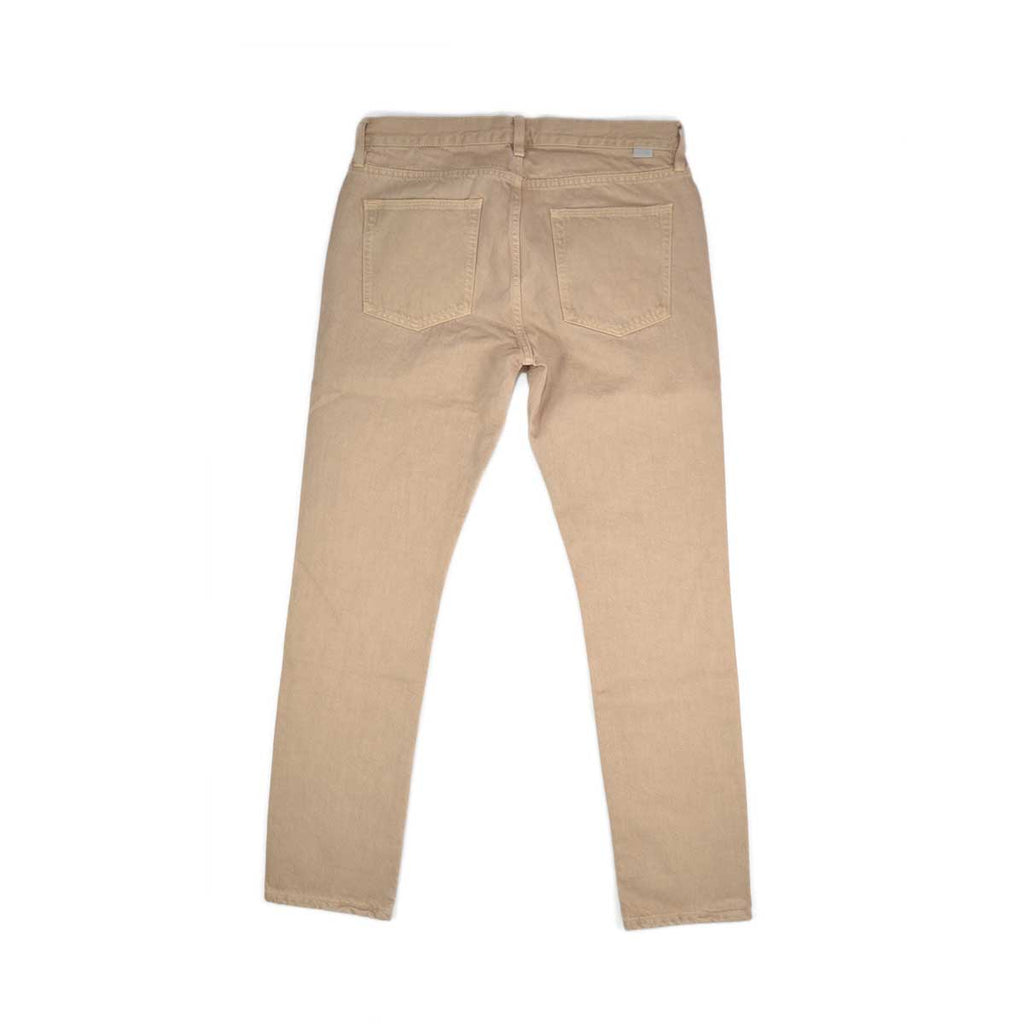 DRIFTER TAPERED FIT JEANS - FADED KHAKI