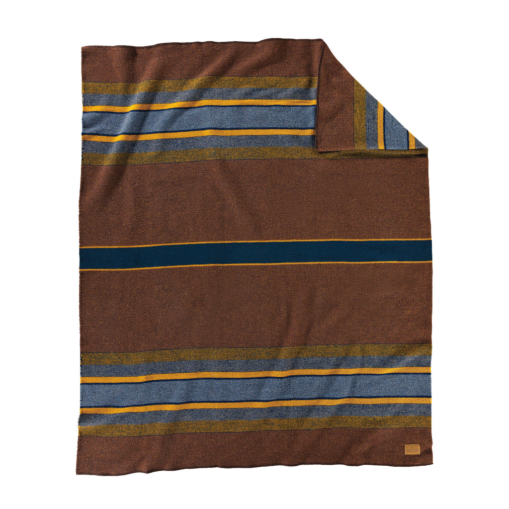 YAKIMA CAMP BLANKET - HIGH RIDGE