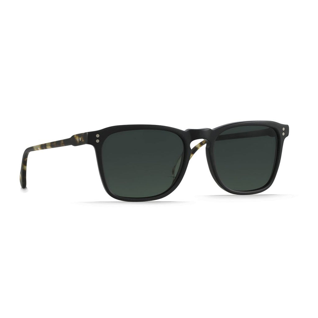 WILEY POLARIZED - MATTE BLACK & BRINDLE TORTOISE