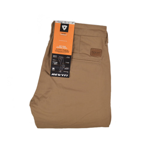 TROUSERS ALPHA RF - CAMEL