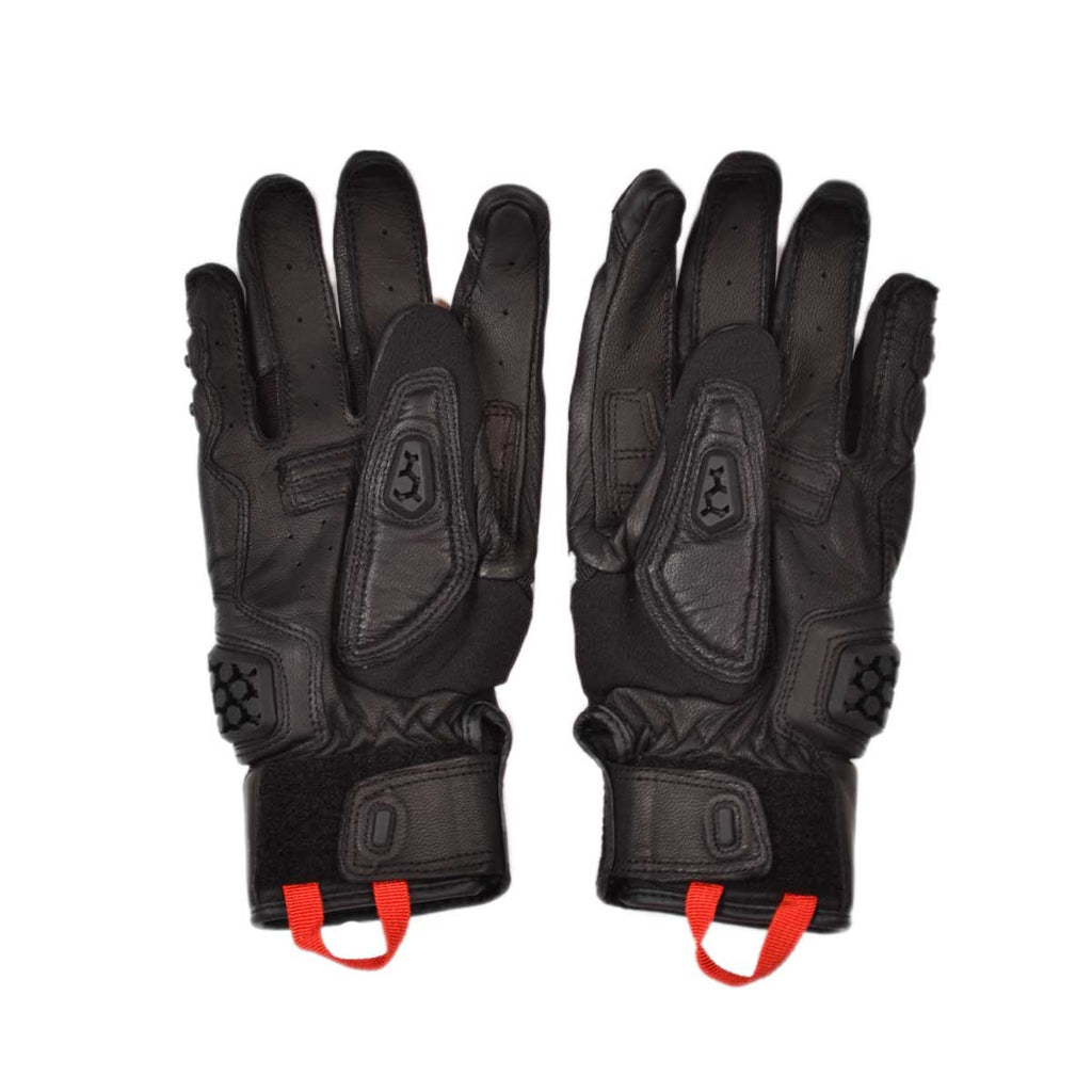 GLOVES SAND 3 - BLACK