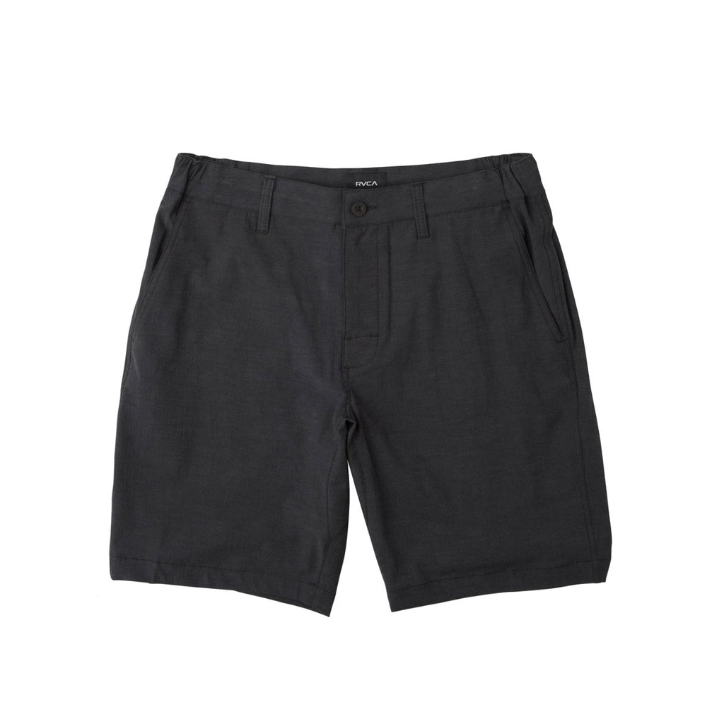 "RVCA All Time Coastal 19"" Hybrid Short Boardshort"