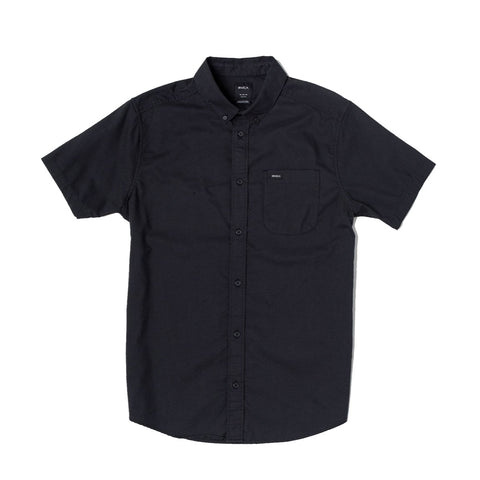 RVCA THAT'LL DO STRETCH S/S - BLACK