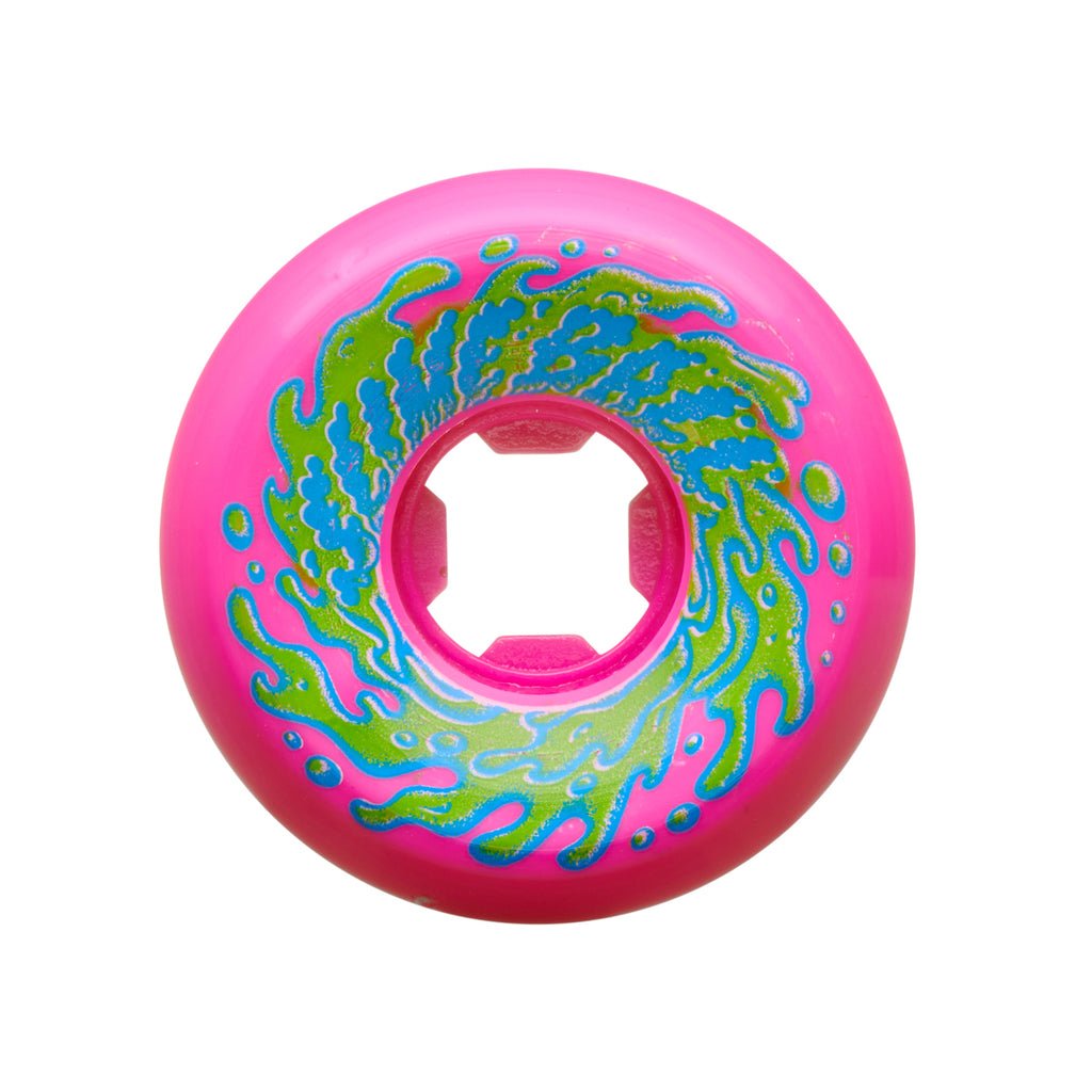 SLIME BALLS DOUBLE TAKE VOMIT MINI WHEELS - PINK & BLACK
