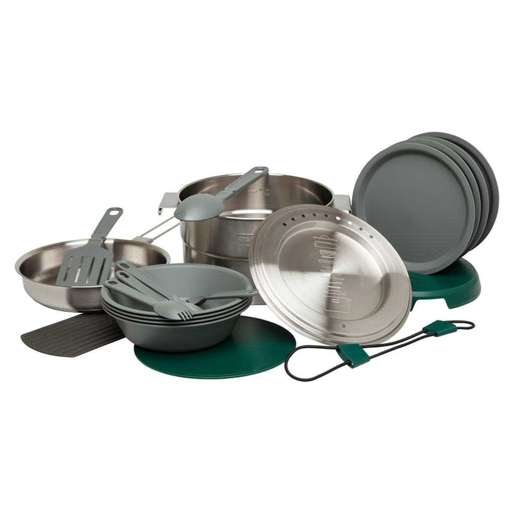 STANLEY THE FULL KITCHEN BASE CAMP COOK SET
