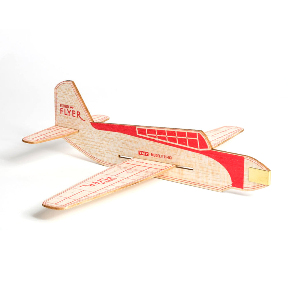TURBO FLYER CLASSIC KIT - RED