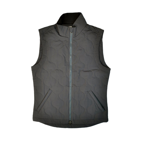 TAYLOR STITCH THE VERTICAL VEST - CHARCOAL