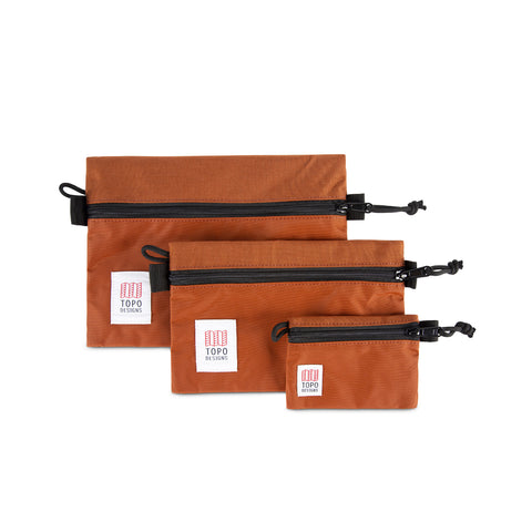 TOPO DESIGNS ACCESSORY BAG - CLAY/CLAY