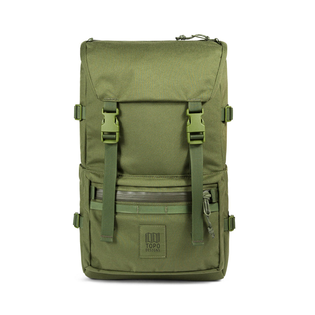 ROVER PACK TECH - OLIVE