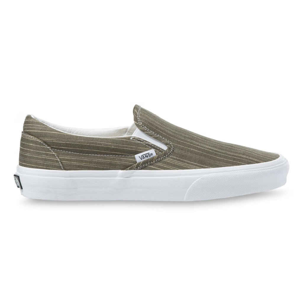 SUITING CLASSIC SLIP-ON - GRAPE LEAF