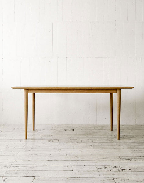 LATHED-LEG TABLE