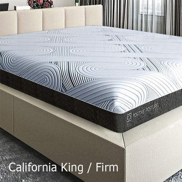 zComfort Mattresses California King (Firm)