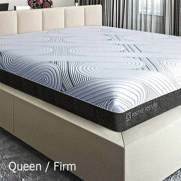 zComfort Mattresses Queen (Firm)