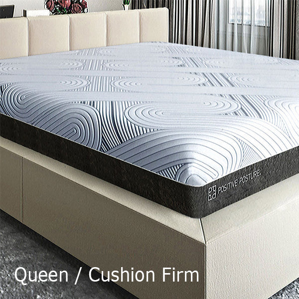 zComfort Mattresses Queen (Cushion Firm)